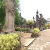 【タイの珍スポ】巨大な彫刻が聳え立つSala Keoku Park(サラ・ケオク)@ノンカーイ