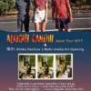 Alright Gandhi Japan Tour2017(day1)@野方文化マーケット